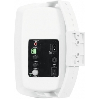 OMNITRONIC OD-5A Wall Speaker active white 2x #2