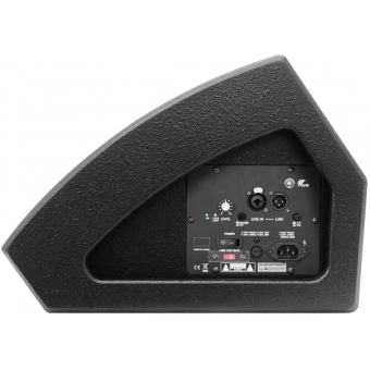 OMNITRONIC KM-110A Active Stage Monitor, coaxial #2