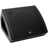 OMNITRONIC KM-112A Active Stage Monitor, coaxial