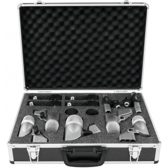 OMNITRONIC MIC 77-7LMH Drum Microphone Set #3
