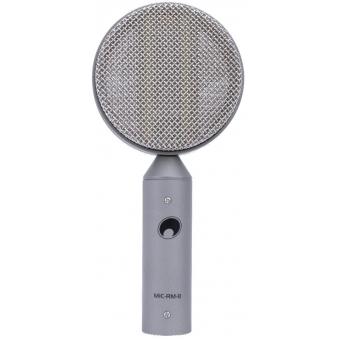 OMNITRONIC MIC RM-8 Ribbon Microphone 'Lolly'