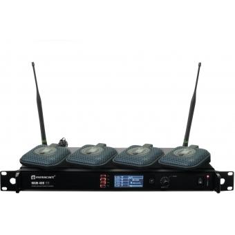 RELACART Set 1x WAM-400 and 4x UB-200 System #2