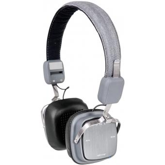 OMNITRONIC SHP-777BT Bluetooth Headphone grey