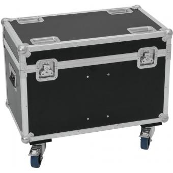ROADINGER Flightcase 2x Zeitgeist TMH-360Z