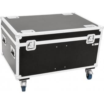 ROADINGER Flightcase 4x Zeitgeist TMH-360Z