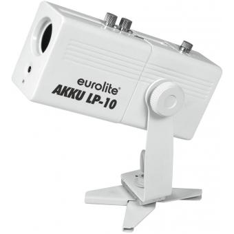 EUROLITE AKKU LP-10 Gobo Projector