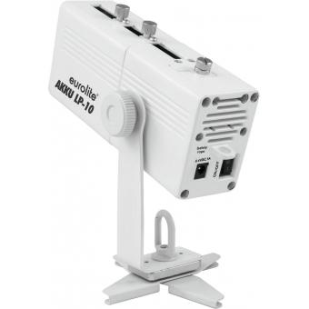 EUROLITE AKKU LP-10 Gobo Projector #3