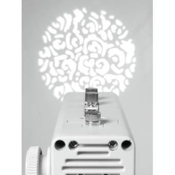 EUROLITE AKKU LP-10 Gobo Projector #4