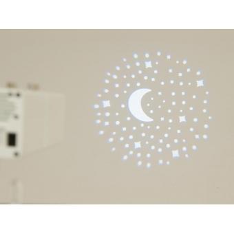 EUROLITE AKKU LP-10 Gobo Projector #8