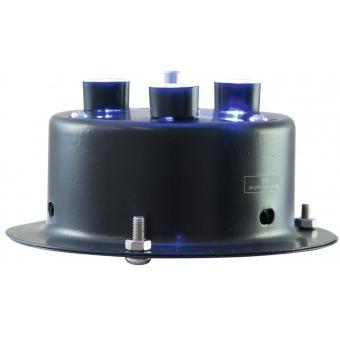 EUROLITE MD-1015 Rotary Motor 3x1W LEDs UV #2
