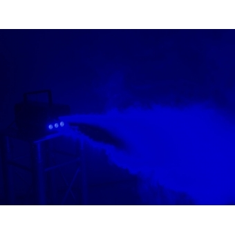 EUROLITE N-11 LED Hybrid blue Fog Machine #5