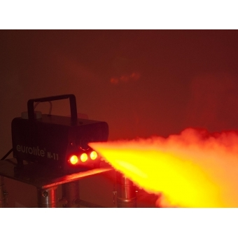 EUROLITE N-11 LED Hybrid amber Fog Machine #4