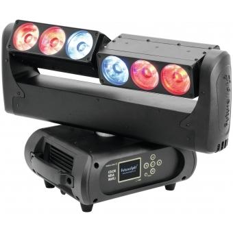 FUTURELIGHT Color Mega Wave.i LED Moving Bar #4