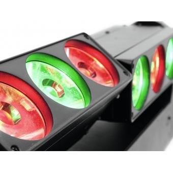 FUTURELIGHT Color Mega Wave.i LED Moving Bar #8