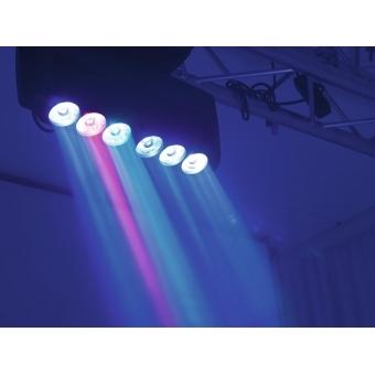 FUTURELIGHT Color Mega Wave.i LED Moving Bar #13