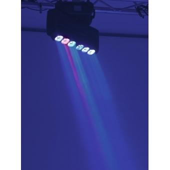 FUTURELIGHT Color Mega Wave.i LED Moving Bar #30