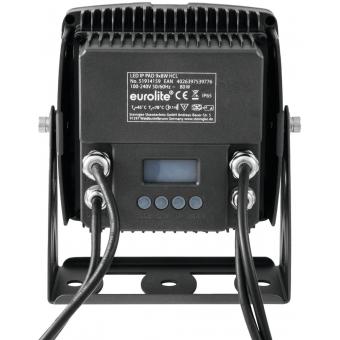 EUROLITE LED IP PAD 9x8W HCL #3