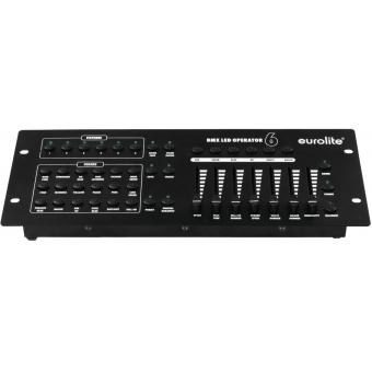 EUROLITE DMX LED Operator 6 Controller #4