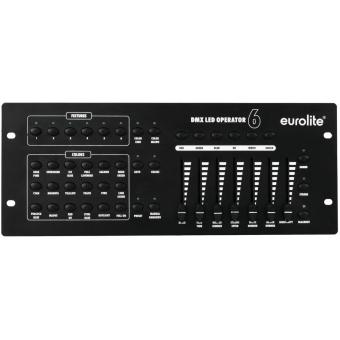 EUROLITE DMX LED Operator 6 Controller #5