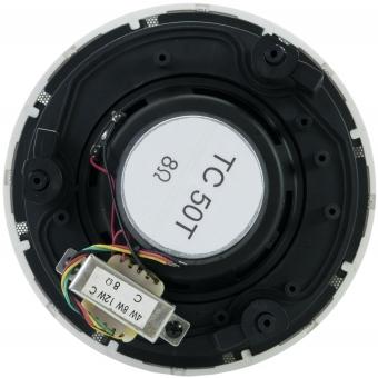 OMNITRONIC CSX-5 Ceiling Speaker white #3
