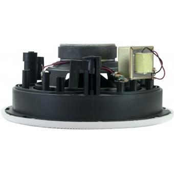 OMNITRONIC CSX-6 Ceiling Speaker white #2