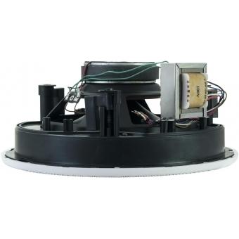 OMNITRONIC CSX-8 Ceiling Speaker white #2