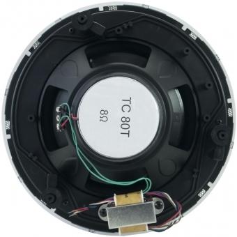 OMNITRONIC CSX-8 Ceiling Speaker white #3