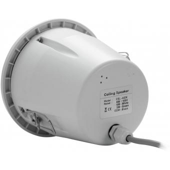 OMNITRONIC CSC-3 Ceiling Speaker #3