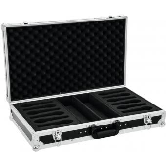 ROADINGER Microphone Case SC-12 Microphones black #2