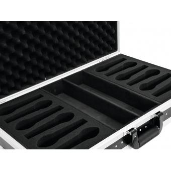 ROADINGER Microphone Case SC-12 Microphones black #4
