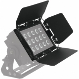 EUROLITE Barndoors for LED CLS-18x8W 4in1 RGBW bk