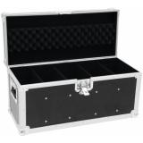 ROADINGER Flightcase 4x PRO Slim Size M ECO