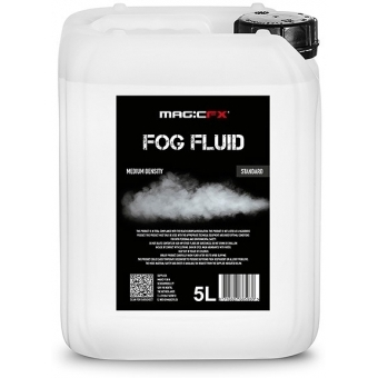 MAGICFX® STD FOG FLUID - MEDIUM DENSITY