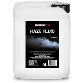 MAGICFX® PRO HAZE FLUID - WATER BASED