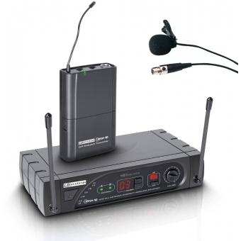 Sistem wireless cu lavaliera LD Systems ECO16BPL