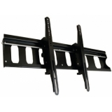 Wally L - inclinable flat panel wall bracket, black