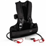 CO2 BACK PACK COMPLETE SET (INCL. BOTTLE TO HOSE CONNECTOR, HOSE 1.25M)
