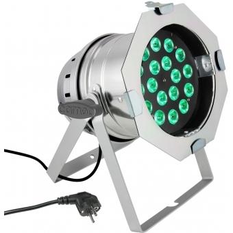 Cameo PAR 64 CAN - 18 x 8W QUAD Colour LED PAR Can RGBW