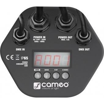 Cameo Outdoor PAR TRI 12 IP 65 - 12 x 3 W TRI Colour LED Outdoor PAR Can RGB #2