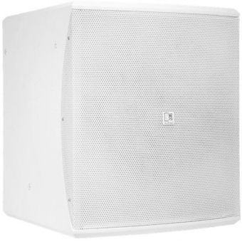 "BASO10/W - Compact 10"" bass reflex cabinet - White version"