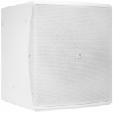 "BASO12/W - Compact 12"" Bass Reflex Cabinet - 500w Rms / 8 Ohm - White"