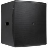 "BASO15/B - Compact 15"" Bass Reflex Cabinet - 700w Rms / 8 Ohm - Black"