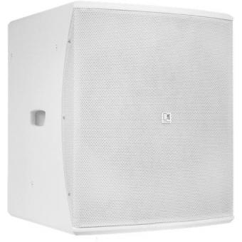 "BASO15/W - Compact 15"" Bass Reflex Cabinet - 700w Rms / 8 Ohm - White"