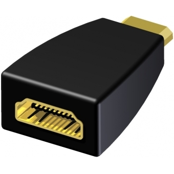 BSP402 - Adapter HDMI 19 male to HDMI type C - Adapter 20 pcs box