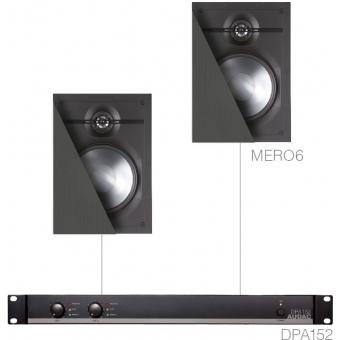 CERRA6.2 - SMALL BACKGROUND SET DPA152 & 2X MERO6 - White version