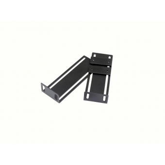 OMNITRONIC Rack Bracket for Amplifier, back, 1U #2