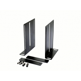 OMNITRONIC Rack Bracket for Amplifier, back, 2U