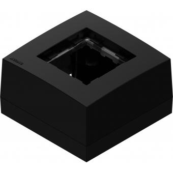 CP45BOX1 - Surface mount box for 45X45 standard range - Black version #2