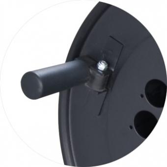 CRX550 - Cable Reel Neutrik 5-pin XLR M & F to Neutrik XLR Male - 50M CABLE #4