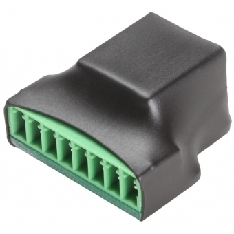CTA845 - Cable Test Adapter 8-pin Terminal Block To Rj45 #2